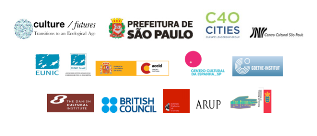 Culture Futures Sao Paulo and partners logos