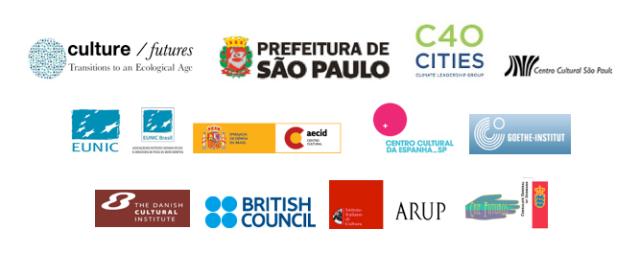 Culture Futures Sao Paulo and partners logos
